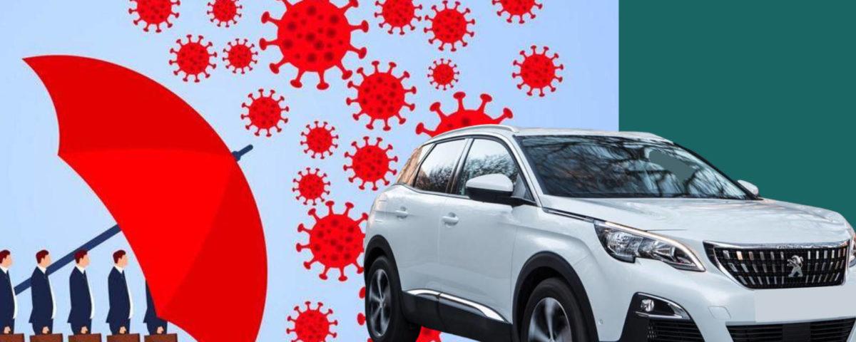 Ασφαλή χρήση αυτοκινήτου σε κατάσταση πανδημίας